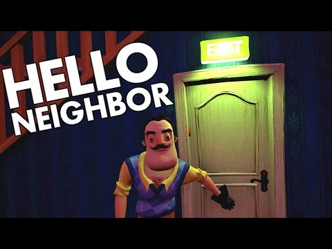 Full Download Hello Neighbor Ending What S Behind The