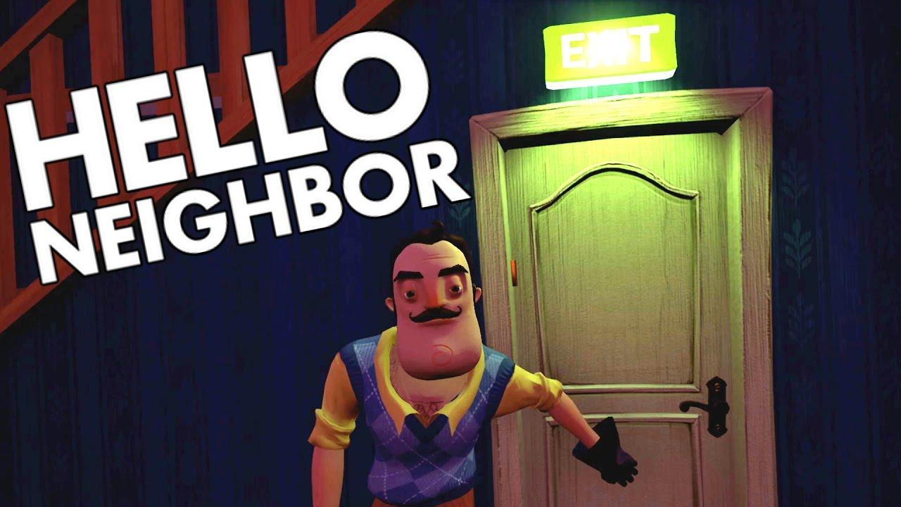 Hello Neighbor Online Spielen