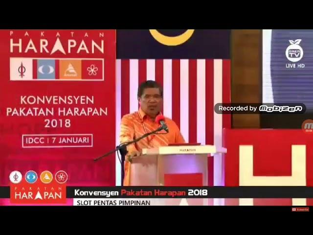 INDONESIA BAKAL MENJADI 10 KUASA BESAR EKONOMI DUNIA2032 :Mohammad Sabu(Parti Amanah Negara)