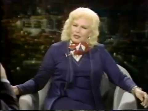 Ginger Rogers, Tom Snyder--1980 TV Interview