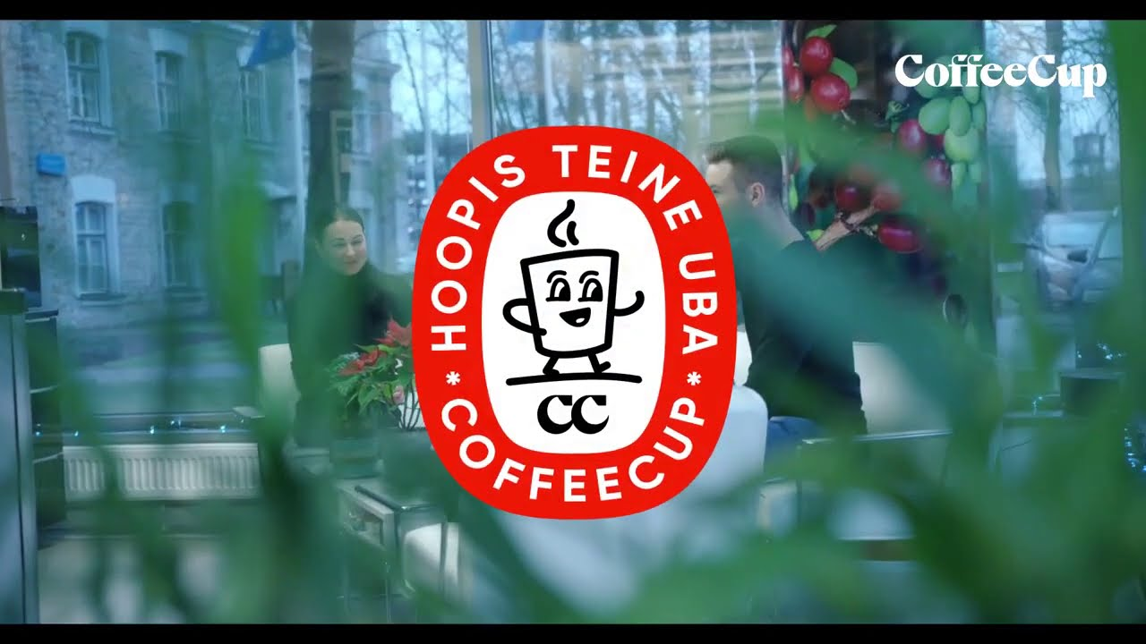Coffeecupi kohvi teekond