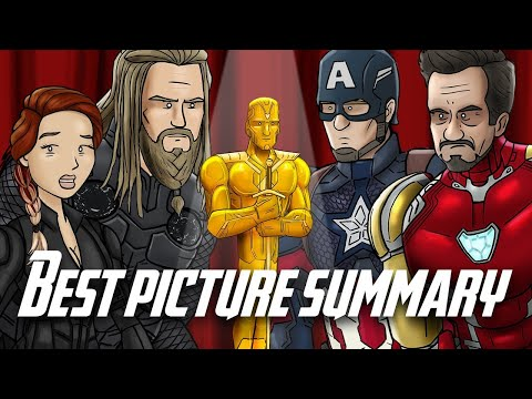 HISHE: The Avengers - Best Picture Summary 2020 reaction