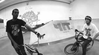 MURDER BMX Team @ The PIT