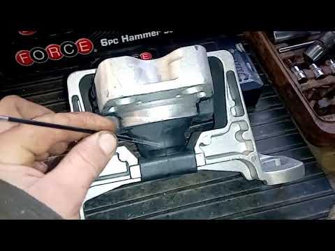 замена подушки двс форд фокус 2
