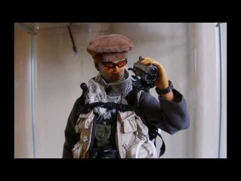 Hot Toys 1/6 CIA SAD/Special Activities Division in Afghanistan.