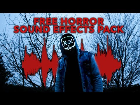 Free Horror Film Sound FX Pack and CONTEST! $1,500 in Prizes