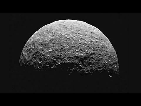 Ceres: Mysterious Bright Spots Rotate Back Into View | Video