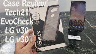 Case Review : Tech21 EvoCheck case for LG V30