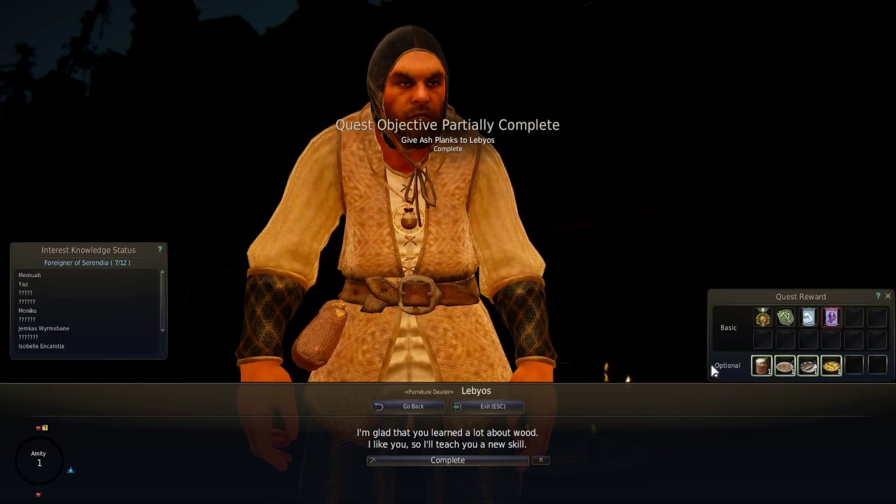 black desert how to get timber