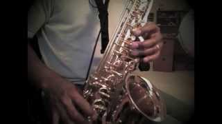 The Carpenters - A Song For You - (Saxophone Cover by James E. Green)
