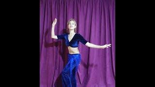 Урок 12. Как поднять настроение. Танцы для начинающих. Пластика бёдрами.