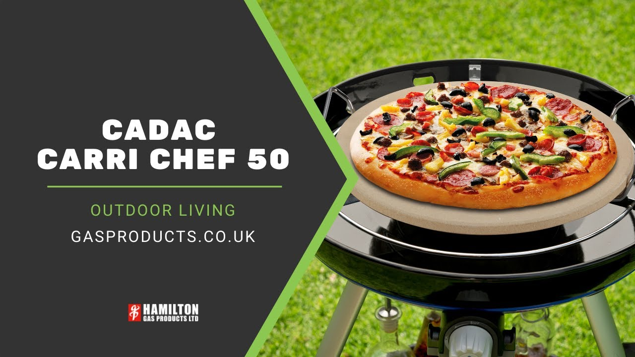 Cadac Carri Chef 2 Bbq Skottel Combo.Cadac Carri Chef 2 Gas Bbq Modular Cooking System Features Setup Demo Free Uk Delivery