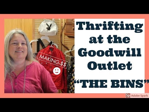 GOODWILL THRIFT HAUL | GOODWILL OUTLET