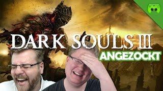 ES WIRD WIEDER GESTORBEN 🎮 Dark Souls 3 Preview