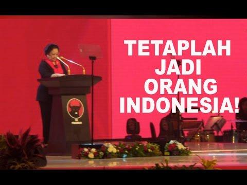 (FULL) Megawati Pidato Bikin Merinding HUT PDIP ke 44 - Sindir FPI, SBY, dan Rencana Makar