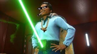 Star Wars Battlefront - Lando Calrissian OP
