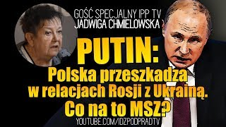 Download Video Putin: Polska przeszkadza w relacjach Rosji z Ukrainą. Co na to MSZ? IDŹ POD PRĄD NA ŻYWO 2019.07.25 MP3 3GP MP4