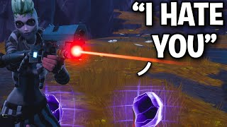 Don't tell anyone about this NEW SCAM!! 😱🤫 (Scammer Get Scammed) Fortnite Save The World