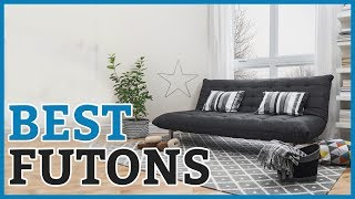Best Futon - 9 TOP Rated Futons - Reviews