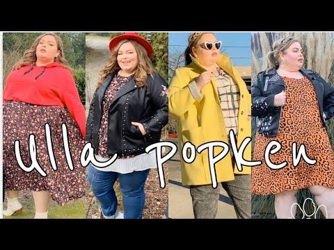 Ulla popken plus size try on