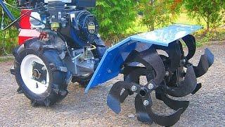 multi glebogryzarka walking tractor with tiller