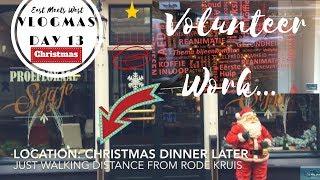 🎄 VLOGMAS Day 1️⃣3️⃣ | Wow! Invited Ako | Rode Kruis Kerstdiner | Proeflokaal Sijgje | RED CROSS❤️