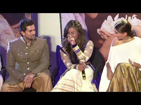 Prem Ratan Dhan Payo Actress Aashika Bhatia Gets Nervous!