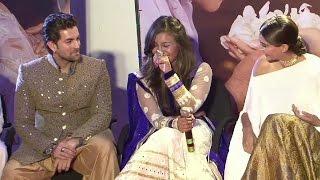 Gambar cover Prem Ratan Dhan Payo Actress Aashika Bhatia Gets Nervous!