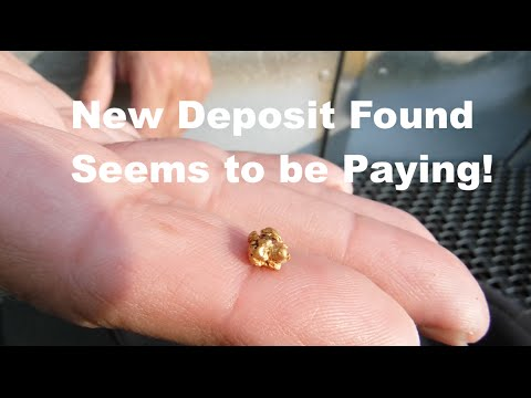 Prospecting and Prospecting - Possible New Rich Gold Deposit Found