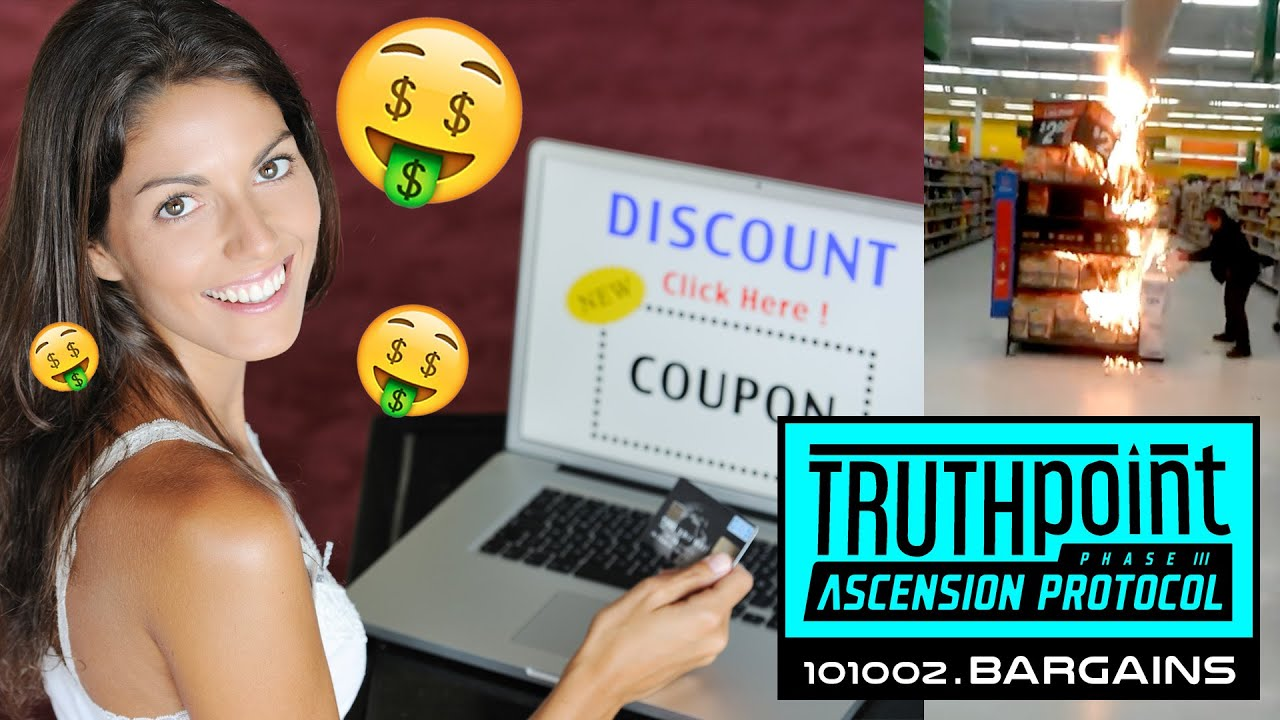 TRUTHPOINT PHASE III : ASCENSION PROTOCOL | 101002. BARGAINS | Adult Swim