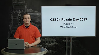 CS50x Puzzle Day 2017 Solutions - YouTube