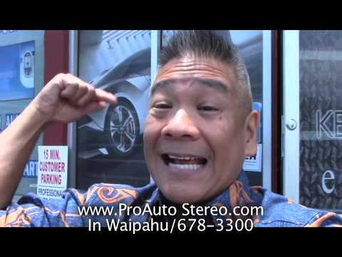 Professional Auto Stereo Summer Sale / Honolulu Kitchen - Tiny TV