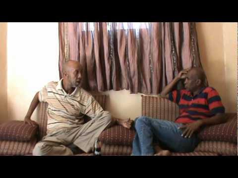 Djibouti a vous de juger: 1ere partie de l'interview de Mohamed Warsama en 2010 jamais diffusee