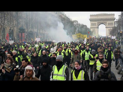 فرنسا: هل تستعيد احتجاجات حركة -السترات الصفراء- زخمها بعد مرور عام على انطلاقها؟  - نشر قبل 2 ساعة