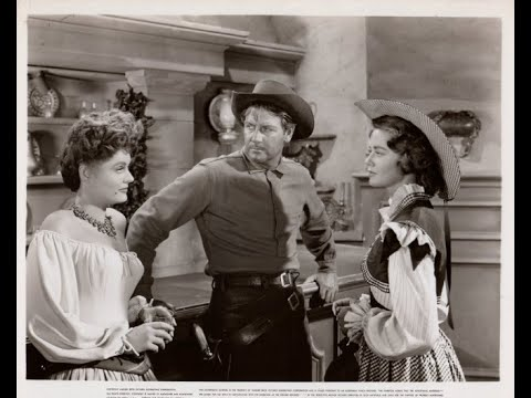 South of St  Louis (1949) - Full Western