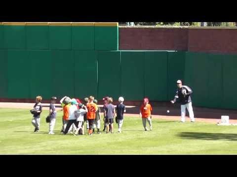 Fisher Cats Baseball Camp - Clip 7