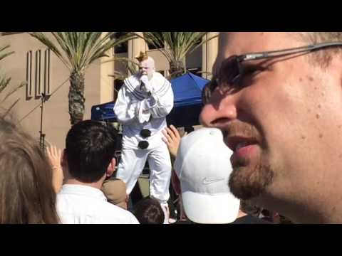 Puddles Pity Party - My Heart Will Go On - Festival Supreme 2015