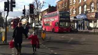 West Ealing 360 - Lido Junction Feb 2014