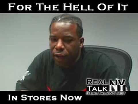 Real Talk With Hell Rell: Talks Hip Hop, Dipset Status