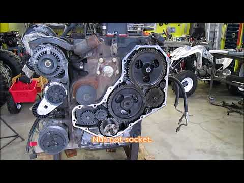 Episode 31  KDP fix and use of a nice Cummins seal install