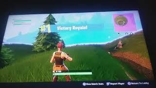 I won with my friend yay