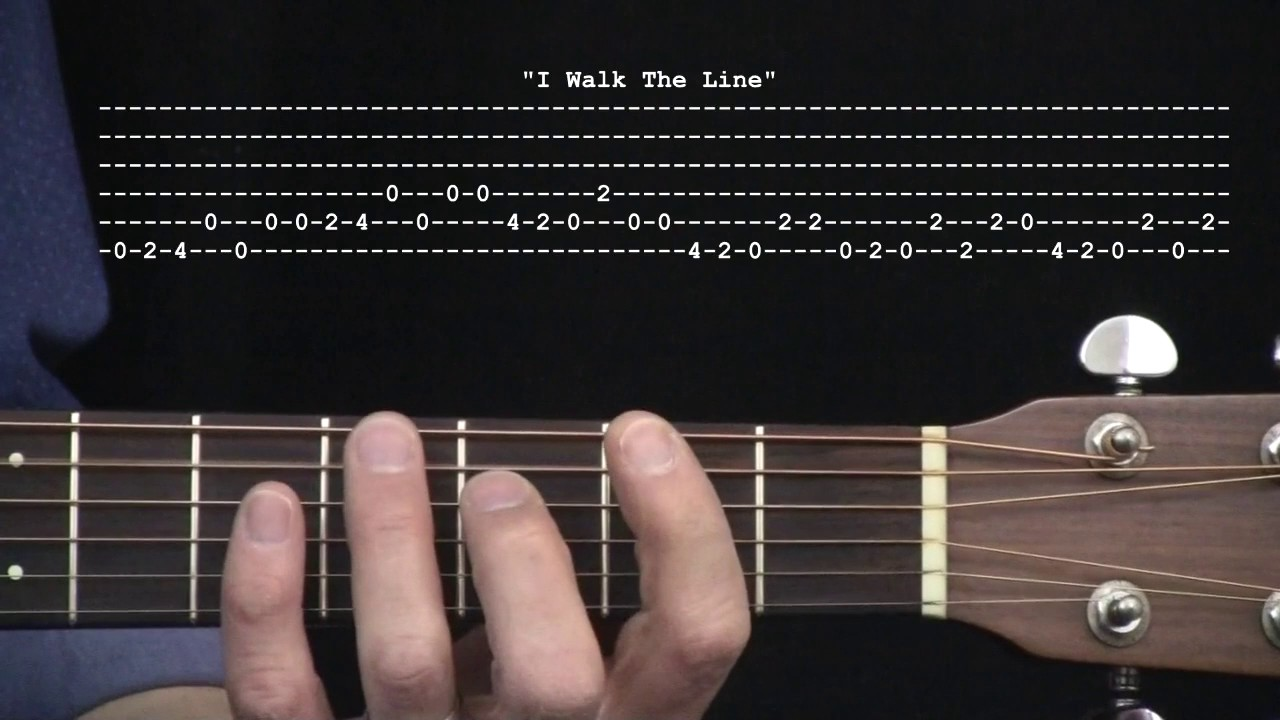 I walk the line by johnny cash 365 riffs for beginning guitar i walk the line by johnny cash 365 riffs for beginning guitar hexwebz Gallery