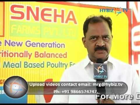 Ram Reddy, Managing Director - Sneha Farms Private Limited