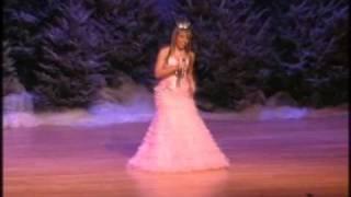 Sloane Roberts Performing At Miss Ouachita River/South