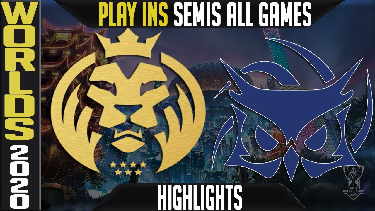 Download MAD vs SUP Highlights ALL GAMES | Worlds 2020 Play Ins Semis Group A | MAD Lions vs SuperMassive