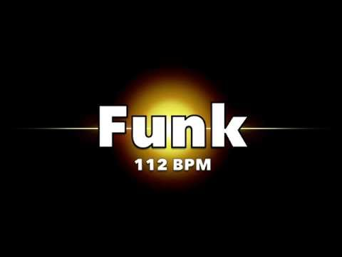Jazz Funk Backing Track for Drummers (NO DRUMS)