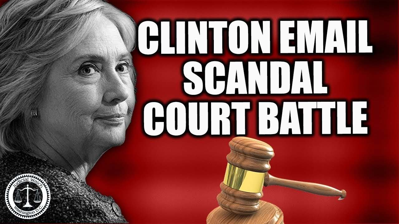 TOMORROW: Hillary Clinton in Court—Will Try to Avoid Testifying to Judicial Watch