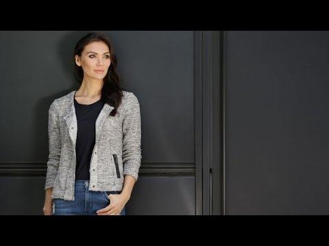 Our Favorite Easy Tweed Jacket