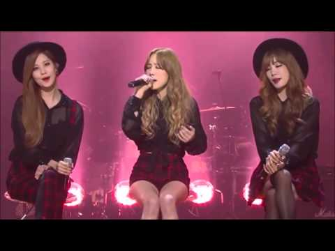141003 Girls' Generation-TTS - Cater 2 U (YHY's Sketchbook)