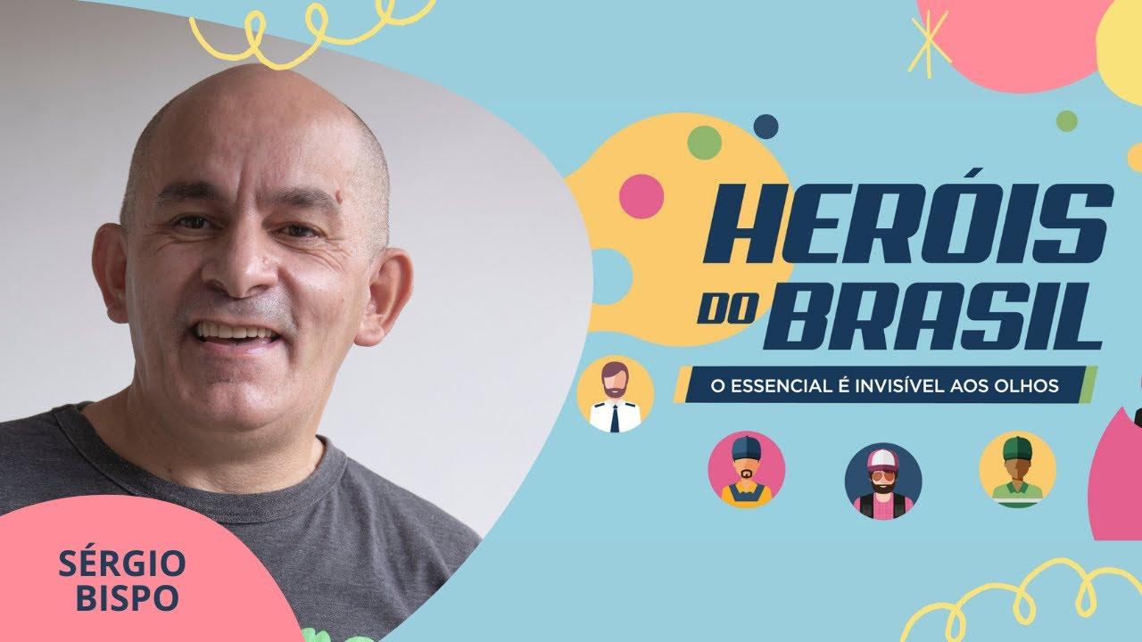 Heróis do Brasil - Sérgio Bispo